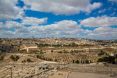 Old Jerusalem view — Stock Photo