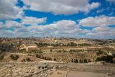Old Jerusalem view — Stock Photo