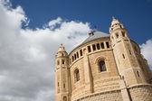 Dormition Church, Jerusalem — Stock Photo