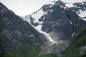 Bundhusbreen glacier — ストック写真