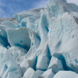 Nigardsbreen Glacier , Jostedalsbreen National Park — Stock Photo #51028731