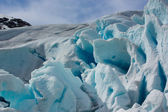Ледник Норвегии — Стоковое фото