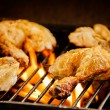 Barbecue Chicken — Stock Photo