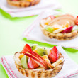 Sweet Fruit Pies — Stock Photo
