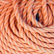 Orange rope on board - background — Stock Photo #30093453