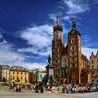 Cathedral of Krakow - Stock Photo