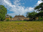 Palace in Skansen — Stock Photo