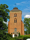 Church in Sweden — Stockfoto