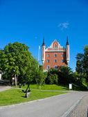 švédská palác — Stock fotografie