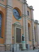 Stockholms cathedral in Gamla Stan (Sweden) — Photo