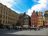 Old place in Gamla Stan — Stock Photo