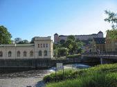 Uppsala city in Sweden — Stock Photo