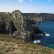Cap Sizun in Brittany — Stock Photo