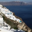 Stock Photo: Oion Santorini island in Cyclades