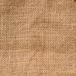 Burlap background — Stock Photo #12556860