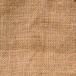 Burlap background — Foto Stock #12556860