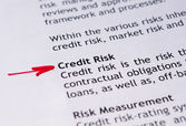Credit risk — Photo