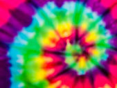 Tie dye blur — Photo