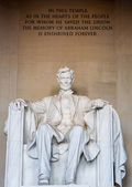 Lincoln Memorial — Stock Photo