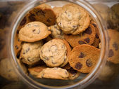Cookie jar — Stock Photo
