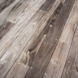Wood decking — Stock Photo