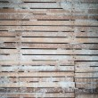 Lath and plaster — Stock Photo