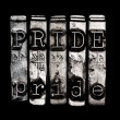 Sin of pride — Foto Stock
