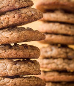 Close up of cookies — Stockfoto