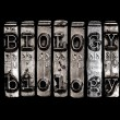 Foto Stock: Biology word