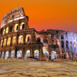 Sunset in Rome. — Stock Photo #12427680