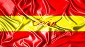 Spain flag. — Stock fotografie