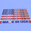 Made in USA. — Stock Photo #13518439