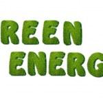 Green Energy. — Stock Photo