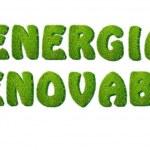 Renewable power. — Stock Photo