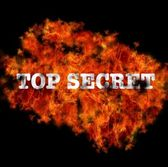 Top secret. — Stock Photo