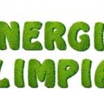 Clean Energy. — Stock Photo