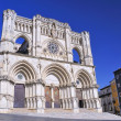 Stock Photo: Cuenca cathedral, Spain.