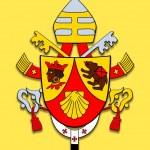 ������, ������: Coat of arms Benedicto XVI