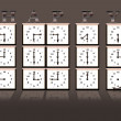 2014 time clock — Stock Photo #29595081
