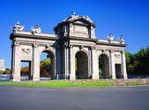 Puerta de Alcala, Madrid, Spain. — Stock Photo