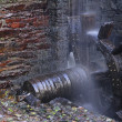 Water wheel forge. — Stock Photo #37996543