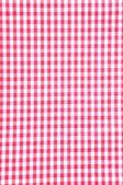 Fabric gingham. — Stock Photo