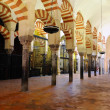 Mosque Cathedral of Cordoba. — Stock Photo