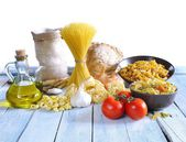 Mediterranean cuisine. — Stock Photo
