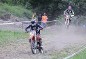 Motocross in El Berron, Asturias, spain — ストック写真