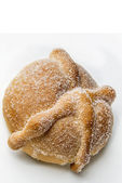 PAN DE MUERTO — Stock Photo