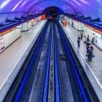 Subway station — Stock Photo #42148249