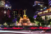 Fountain of Diana the Huntress, Mexico City — Stock Photo