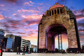 Monumento a la Revolucion — Stock Photo