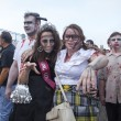 Постер, плакат: Asbury Park Zombie Walk 2013 Homecoming Queen and Friend